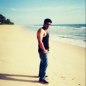 Sid Shetty Travel Blogger