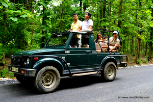 Jim Corbett – A nature's trail