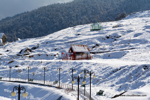 Auli – A paradise nestled in the lap of Himalayas