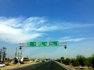 Road Trip - Mumbai - Delhi - Mumbai