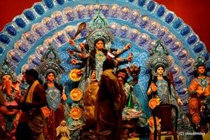 Durga Puja - A Festival Carnival of kolkata!!!