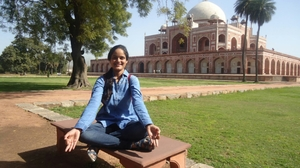 Anjali Kumari Travel Blogger