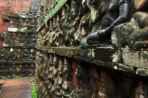 Painted in stone: Cambodia