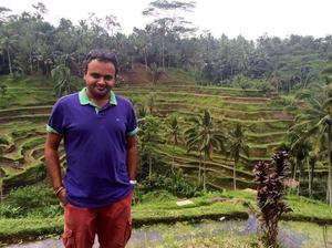 Supreeth Shankarghal Travel Blogger