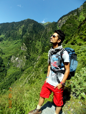 Gaurav Pal Travel Blogger