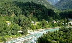 Kashmir - Srinagar, Sonamarg, Pahalgam