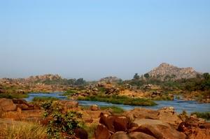Hampi - Ruins & Rocks