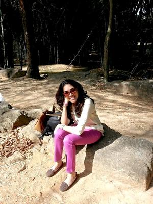 Sasha Menon Travel Blogger
