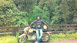 Swapnil Shrivastava Travel Blogger