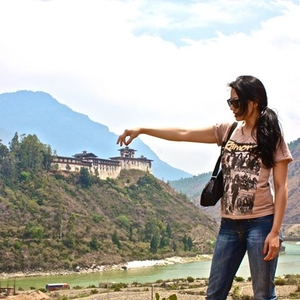 Jetsen W.Rinchhen Travel Blogger