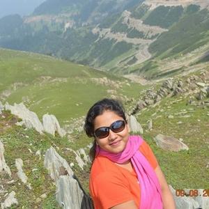 Madhumita Das Travel Blogger