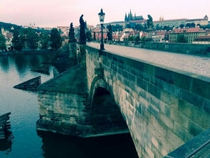 Prague: the city of a hundred Spires