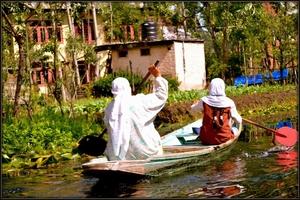 Kashmir Part 1: Srinagar