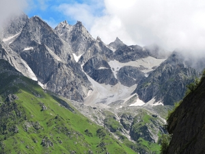 A serene trek to the Valley of Flowers