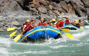 Best 5 Adventure Water Sports in India