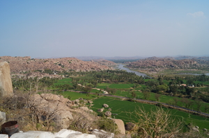 Back to the stone age: Hampi Diaries