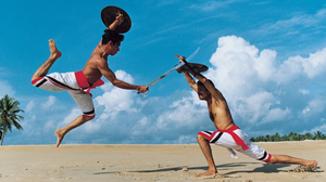 kalaripayattu - The most intense experience in Kerala