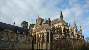 The quaint towns of France