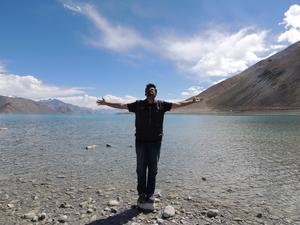Gopal Venkatraman Travel Blogger