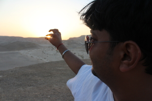Saurav Dash Travel Blogger