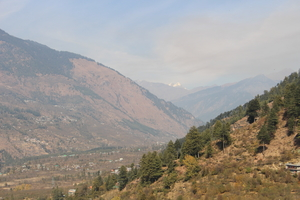 Naggar, Kullu - the artistic place in Himachal Pradesh