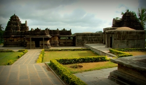 Temples of the Kalyani Chalukyas