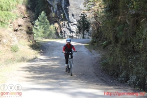 Mountain biking expedition Manali to Shimla