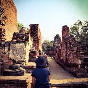 The Forgotten Ruins of Ayutthaya
