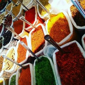 Goa: Spice route
