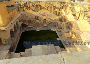 11th Century Secret Stepwell of India that featured in a Hollywood Hit