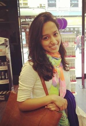 Anvi Travel Blogger