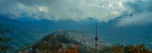 Gangtok: The City on a hill