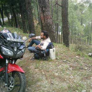 Vishvendra Gaur Travel Blogger