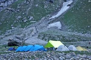 Hamta Pass and Chandra Taal