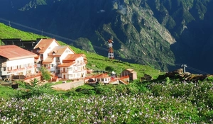 Abode of the Almighty: Garhwal, India