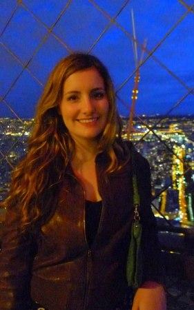 Ashley Travel Blogger