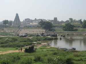 The city of eternal peace: Hampi
