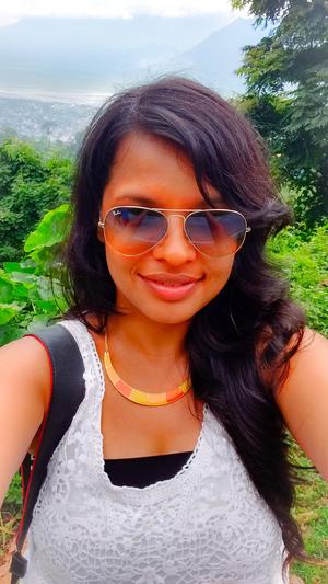 Kavya  Travel Blogger
