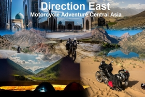 Motorcycle Adventure Central Asia