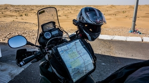 Motorcycle Advenures Travel Blogger