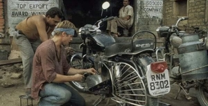 The Curious Case Of Chilling With Brad Pitt In Benaras