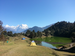 04 days trek to Chopta