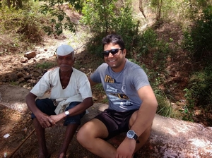 I met an old Maratha on a highway drive, his story moved me to the core!