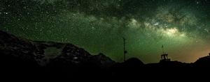 Milky Way Diaries - Triund, McLeodganj