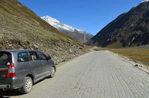 RoadTrip-LehLadakh-16D-5300km-25K-Stop worrying about the potholes in the road and enjoy the journey