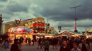 Budget Euro trip – Oktoberfest Munich