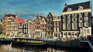 Amsterdam in 24 hours.