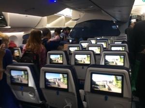 Flying The New Klm Boeing 787 Dreamliner