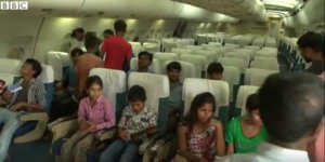 Bahadur's bold idea is helping the underpriviliged take their dream flight under 50 rupees