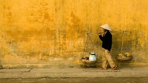 I fell in love with Hoi An. Slowly. Then all at once.